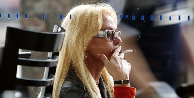 fumadora