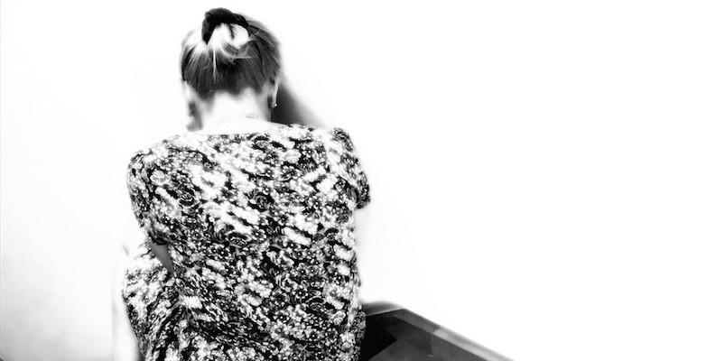 mujer depresion